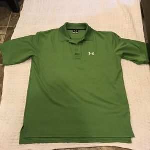 Under Armour Polo Shirt. In great condition